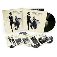 Fleetwood Mac Official Store | Rumours Deluxe Edition Box Set (4 CD, DVD, LP)