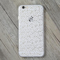 Lace Ivy Cover Case for iPhone 5s 5se 6 6s Plus Gift + Gift Box
