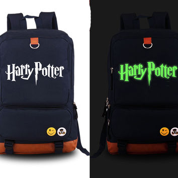 Backpack Luminous Many Options  (Harry Potter)