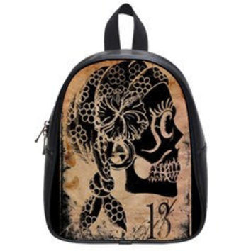 Gypsy 13 Skull Backpack by Shayne of the Dead