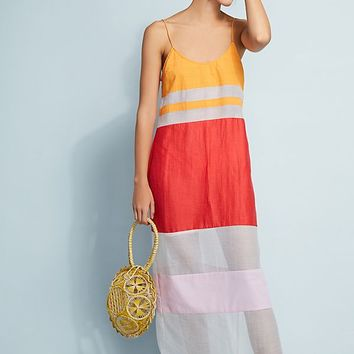 Flagpole Lexi Striped Dress