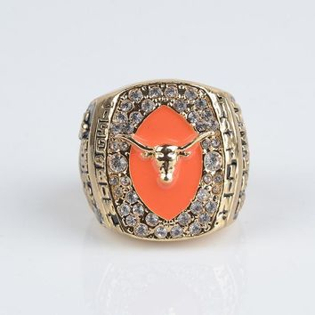 University of Texas Longhorns Rose Bowl (2005) NCAA Replica Championship Ring