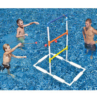 Bolo Ball Swimming Pool Ladder Ball Game at Brookstone—Buy Now!