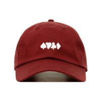 Card Suite Dad Hat