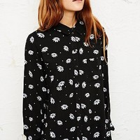 Pins & Needles Daisy Spot Shirt - Urban Outfitters