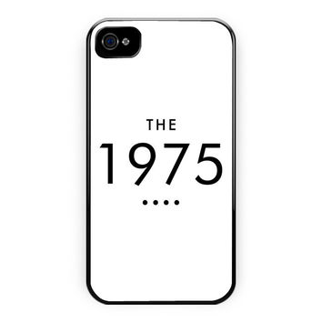 The 1975 Band Logo 1 iPhone 4/4S Case