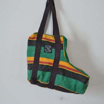 SALE Vintage Canvas Bag by Newport Canvas Company