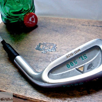 Golf Bottle Opener -- Delta Golf Company 4 Iron