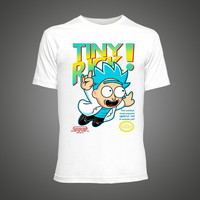 Tiny Rick and Morty Man t shirt
