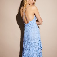 Free People Zoe Lace Maxi Dress