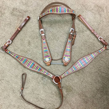 USED Rainbow Tack Set
