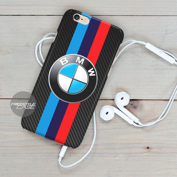 Carbon M BMW Logo  iPhone Case Cover Series