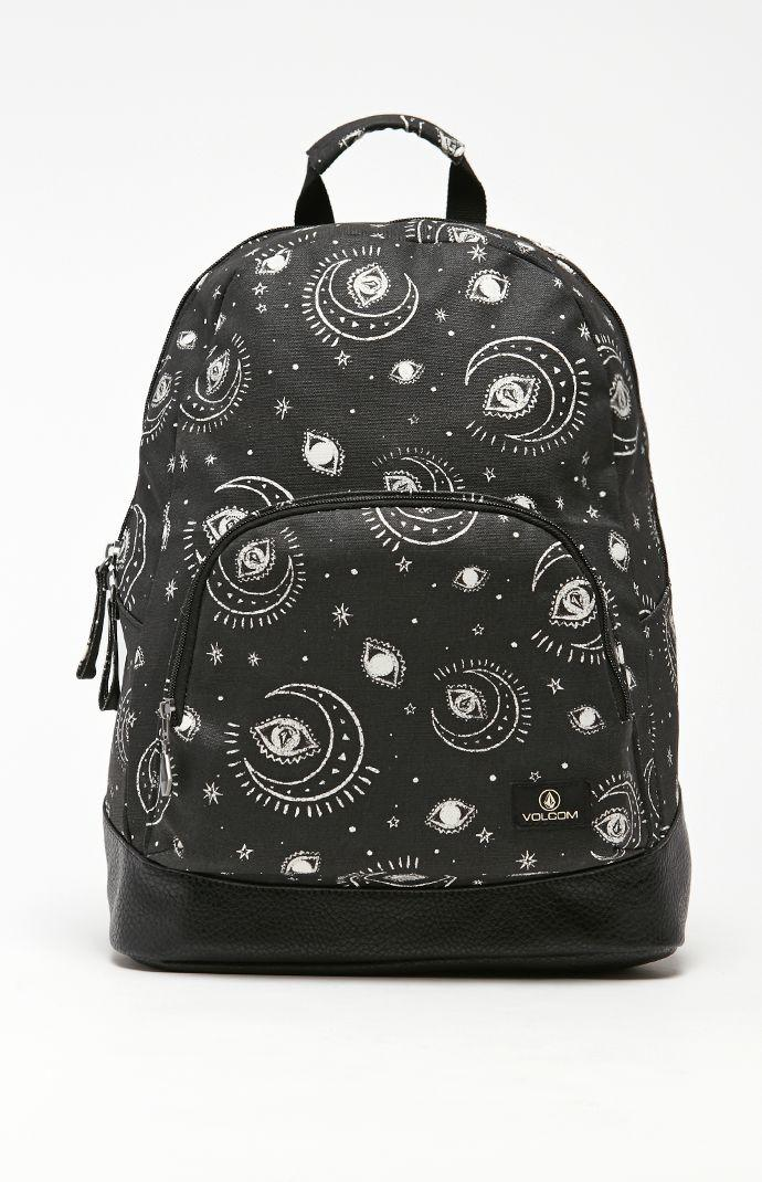 bb2b8fdd9f Volcom School Yard Canvas School Backpack from PacSun