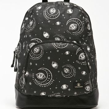 Volcom School Yard Canvas School Backpack - Womens Backpack
