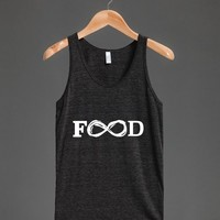 Food | Tank Top | Skreened
