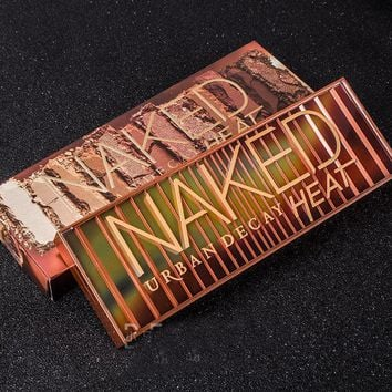 Urban Decay Naked Eyeshadow Palettes Naked Heat