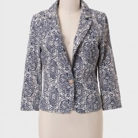 French Renaissance Baroque Blazer
