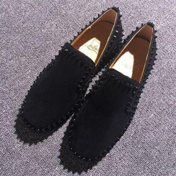 DCCK2 Cl Christian Louboutin Flat Style #757