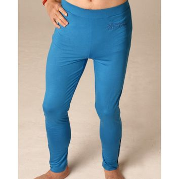 Burke & LuckyChewy Men's Tight Fit Pant - Blue