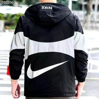 Free shipping-NIKE 2019 new casual outdoor jacket