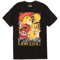 Disney The Lion King Character T-Shirt
