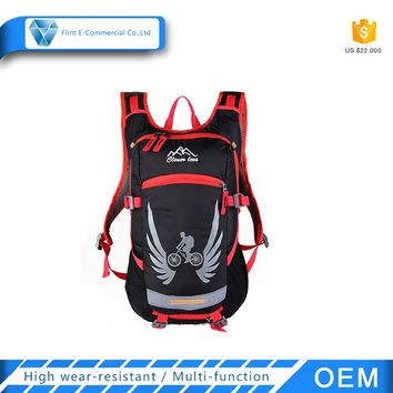 Outdoor Cycling Sport Hydration Bladder Backpack