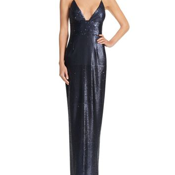 ABS by Allen Schwartz Sequin Gown | Bloomingdales's