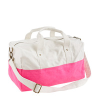 Canvas overnight bag - monogram shop - Boy's Boy_Special_Shops - J.Crew