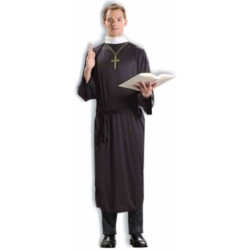 Priest Father Costume