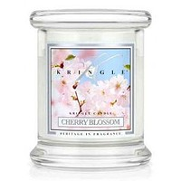 4.5 oz Small Classic Jar Candle: Cherry Blossom