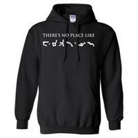 Stargate There's No Place Like - Heavy Blend™ Hooded Sweatshirt