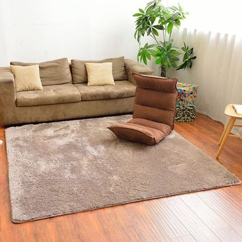 Super Soft Warm Living Room Bedroom Bathroom Carpet 120*160cm [118171631641]