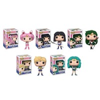 Sailor Moon Series 2 Pop! Vinyl Figures Set of 5