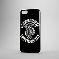 Son of Anarchy California iPhone Case 3D Case