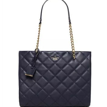 Kate Spade New York Emerson Place Quilted Phoebe Shoulder Bag