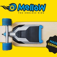Mellow – The Electric Drive that fits under every Skateboard