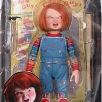 "NECA Cult Classics Series 4 Action Figure Chucky from ""Child's Play"""