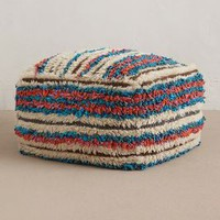 Boucherouite Pouf by Anthropologie Multi One Size House & Home