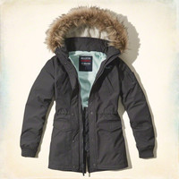 All-Weather Parka Jacket