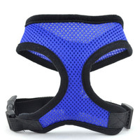 New Adjustable Soft Breathable Dog Harness