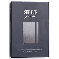 SELF Journal: The Original Agenda Daily Planner and Appointment Notebook to Achieve Goals & Increase Productivity and Happiness