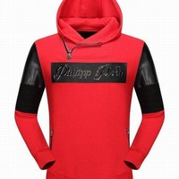 Philipp Plein Hooded Pullover Men M 3xl Pp Hooded Pullover Men - Ready Stock