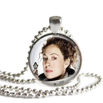 Doctor Who River Song Necklace