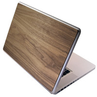 Walnut MacBook Case