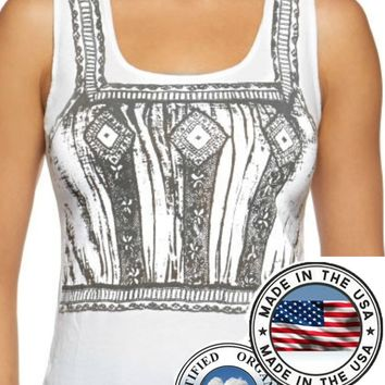 Organic Cotton Tank - Metawear