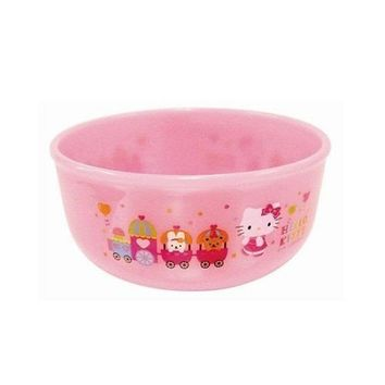 Sanrio Hello Kitty Plastic Rice Bowl #1492
