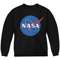 NASA Logo Youth Sweatshirt
