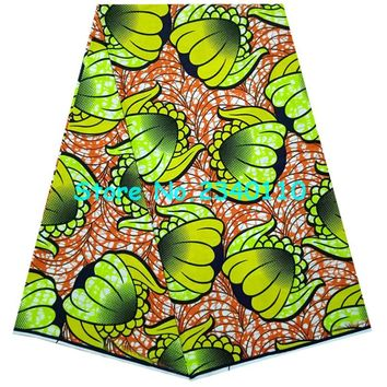 African Dutch Wax Fabric Cheap Ankara African Wax Print Fabric High Quality African Wax Cotton Fabric for Patchwork Dress XS9-4