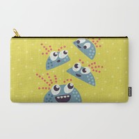 Happy Candy Friends Carry-All Pouch by Boriana Giormova