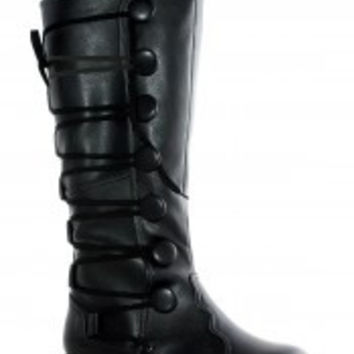 Men's 1 Inch Renaissance Inspired Boot